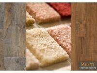 Only £3.99m² | Premium Carpet, Laminate, Vinyl & Wood in Stock | Lowest Price | ★★★★★