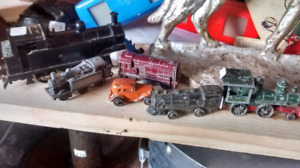 Small Antique toys