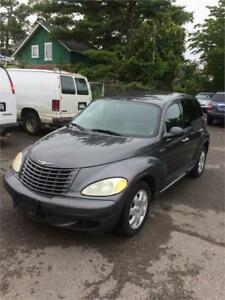 2004 Chrysler PT Cruiser Classic, certified,very clean car