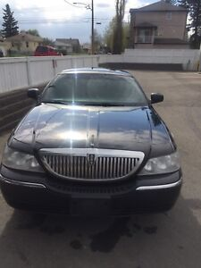 2011 Lincoln town car EX L.  Uber X / Uber Select