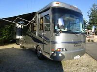 2006 Monaco Cayman LHD 8 Berth Automatic 5900 Cummins Diesel Engine RV For Sale