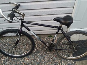 TRUE TEMPLER KHS MONTANA 24 SPEED  BIKE