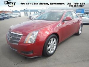 2009 Cadillac CTS AWD  No accidents
