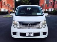 NISSAN ELGRAND AUTOMATIC 8 SEATER MPV WITH FULL OPTIONS