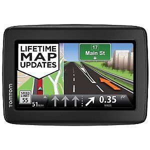 "TomTom VIA 1515TM 5"" GPS Navigator with lifetime traffic & maps"