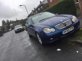Mercedes c220 cdi £2300 Ono FSH
