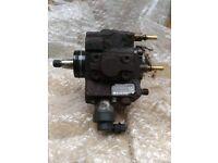 Renault master high pressure diesel pump.