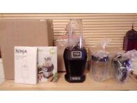 Nutri Ninja pro blender 900 watt black