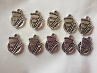 Job lot jewellery Making charms