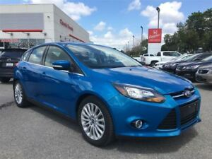 2012 Ford Focus TITANIUM | PUSH START | CLEAN CARPROOF | ALLOYS