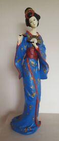 Geisha Figurine Statue