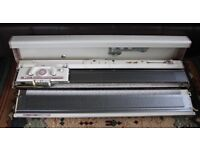 Brother knitting machine and ribber Chunky KH260 & KR260 NOW REDUCED!