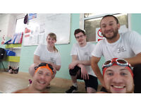 Adult Swimming Lessons - Intensive Course