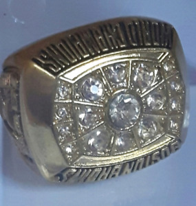 Replica NHL Hockey Rings