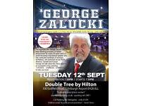 Mr George Zalucki Legendary Life Coach & Inspirational Speaker in Scotland!