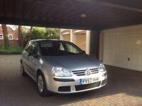 2007 Volkswagen Golf- Full service history