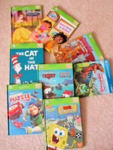 TAG Leapfrog READERS  Book Collection .