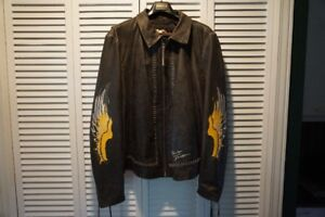Woman's Harley Davidson Leather jacket for sale