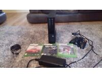 Xbox 360 bundle 3 games included