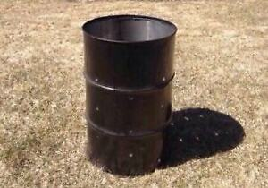 looking for smaller 25 gallon barrel with lid