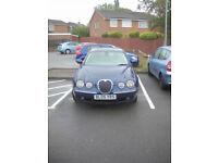 05 Jaguar V6 Sype 2,5 Auto petrol MOT 12 Months
