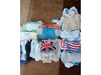 Baby boy 0-3months bundle