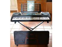 Yamaha PSR-170 Keyboard Complete With Quality Stand, Bag, Original Manual & Power Adaptor