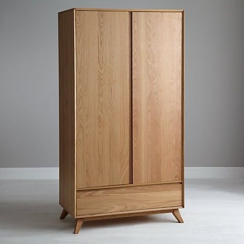 Bedroom Furniture John Lewis john lewis bedroom furniture - wardrobe, drawers & bed (3 piece