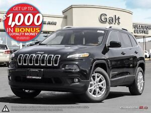2016 Jeep Cherokee | NORTH | 4X4 | DEMO | HEATED SEATS