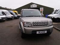 Land Rover Discovery 4 3.0SD V6 ( 242bhp ) 4X4 Auto 7 SEATER