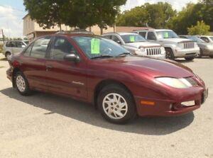 2003 Pontiac Sunfire SLX