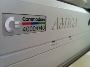 Amiga 4000 (recherche, looking for)
