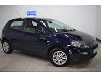 FIAT PUNTO 1.2 EASY 5d 69 BHP (blue) 2012