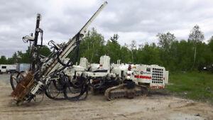 Terex/Reedrill 345 Hydra-Trac crawler drill