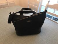 Storksak Lucinda changing bag - black