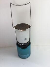 GAS CAMPING LAMP LIGHT