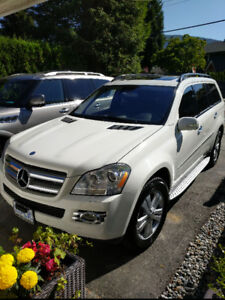 2008 Mercedes-Benz GL-Class 4 Matic 5.5 SUV, Crossover