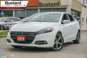 2014 Dodge Dart GT | | LEATHER | LOADED! | NAV | SUNROOF |