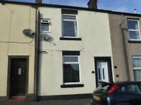 Charming, spacious mid terrace property in popular Littleborough, 2 bedroom, modern kitchen, dss ok