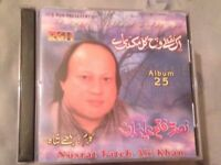 QAWWALI AND SUFI MUSIC CD COLLECTION - Pakistani Qawwali/Sufi Music