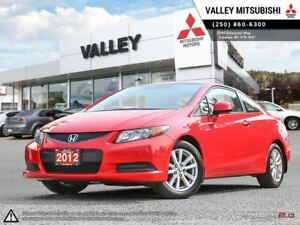 2012 Honda Civic EX-SUNROOF,HEATED SEATS, BLUETOOTH