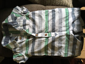 Boys size 3-6 month one piece
