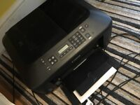 CANON PIXMA MX395 - works perfectly, like new! Printer, Scanner and Copy function black ink included