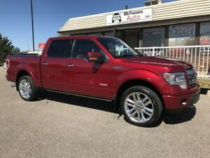 2013 Ford F-150 Limited #2420