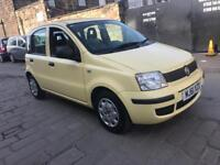 2011 (61) FIAT PANDA 1.2 ACTIVE 5 DOOR YELLOW COLOUR 65K MILEAGE FULL HISTORY 2 KEYS BARGAIN PRICE
