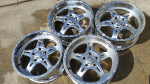"20"" BMF aluminum wheels DODGE RAM 1500 1994-2017"