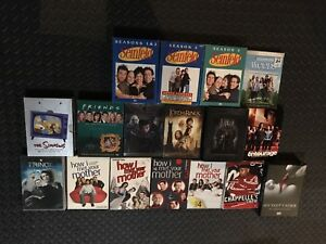 Large DVD lot