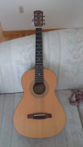Squier by fender 3/4 size acoustic.