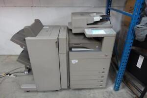 CANON, C5240A, IMAGE RUNNER ADVANCE, MULTIFUNCTION PHOTOCOPIER