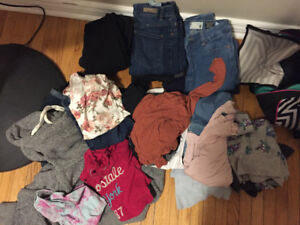BACK TO SCHOOL CLOTHES FOR GIRLS